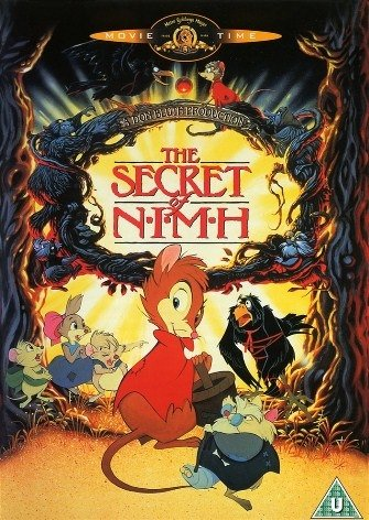 Secret Of Nimh The [UK Import]