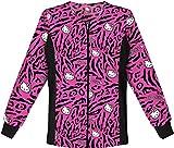Tooniforms 6315C Women's Cotton Warm-Up Jacket