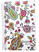 2014-15 Academic Year bloom Daily Day Planner Fashion Organizer Agenda August 2014 Through July 2015 Hearts