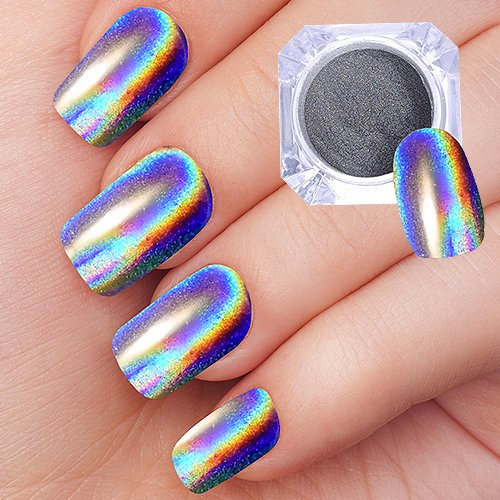 Best Holographic Nail Powder