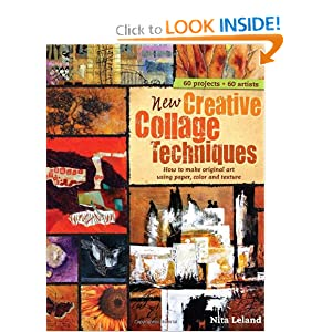 New Creative Collage Techniques - Nita Leland
