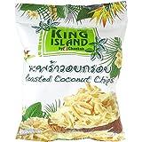 キングアイランド ココナッツチップス(スタンドパック) 40g