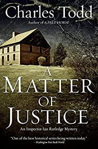 A Matter Of Justice by Charles Todd ebook deal