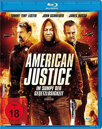 American Justice - Im Sumpf der Gesetzlosigkeit [Blu-ray]