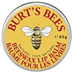 Burt's Bees 100% Natural Lip Balm Tin...