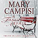 A Family Affair (       UNABRIDGED) by Mary Campisi Narrated by Talmadge Ragan