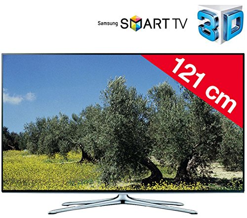 SAMSUNG UE48H6270 - LED-Fernseher 3D Smart TV