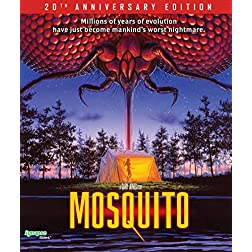 Mosquito: 20th Anniversary Edition [Blu-ray]