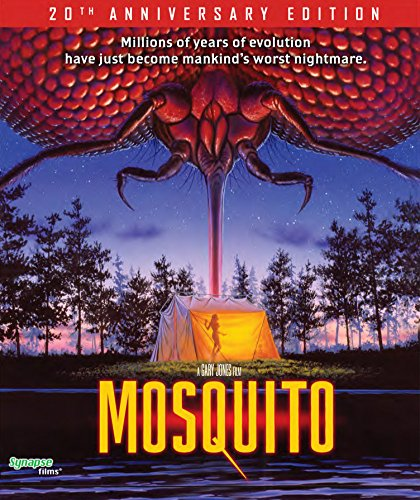 Mosquito: 20th Anniversary Edition [Blu-ray]