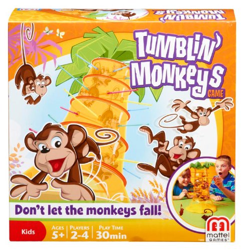 Tumbling Monkeys Game