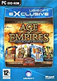 61s4I7EhYNL. SL160  Age Of Empires Collectors Edition (Limited Edition)