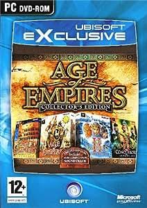 Age of Empire Collectors Edition