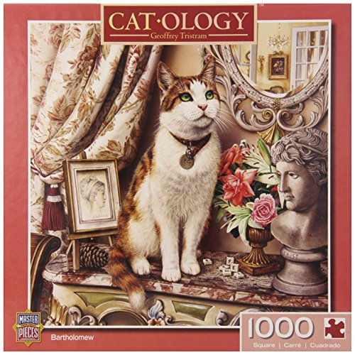 MasterPieces Catalogy Bartholomew Jigsaw Puzzle, 1000-Piece
