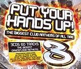 Various Artists - Put Your Hands Up, Vol.3 [3xCD Box Set]