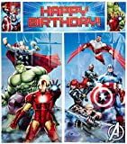 5-Piece Avengers Scene Setter Set, Multicolored