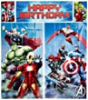 Amscan International Avengers Scene Setters Decoration Kit