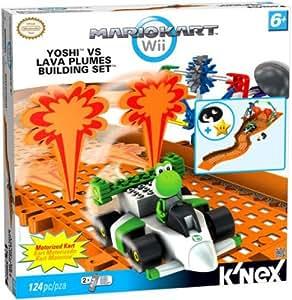 buy k 39 nex mario kart wii building set 38466 yoshi vs lava. Black Bedroom Furniture Sets. Home Design Ideas