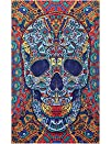 Sunshine Joy� 3D Skull Tapestry – 60X…