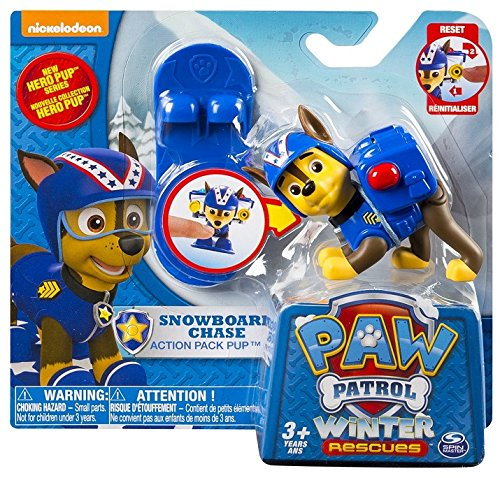 Spin Master - Paw Patrol 20070730 - Winter Rescues - Chase