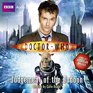 Doctor Who: Judgement of the Judoon Audiobook