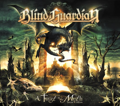Blind Guardian - A Twist In The Myth (Limited Edition) CD1 - Zortam Music