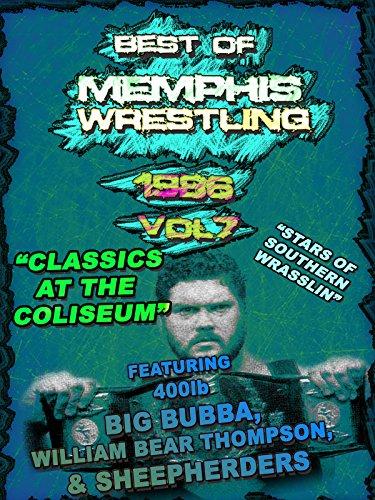 Best Of Memphis Wrestling 1986 Vol 7