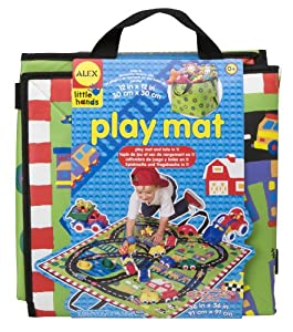 ALEX® Toys - Early Learning Playmat -Little Hands 47W by Alex