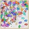 Beistle CN029 8220408243 and Stars Confetti