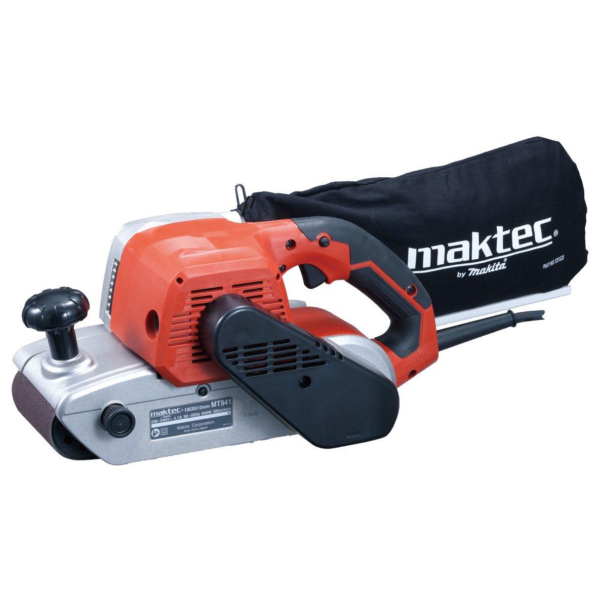 Makita maktec MT941 Bandschleifer 940 Watt  BaumarktKundenbewertung und weitere Informationen