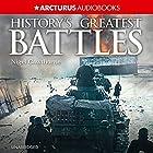 History's Greatest Battles: Masterstrokes of War Hörbuch von Nigel Cawthorne Gesprochen von: Steven Crossley
