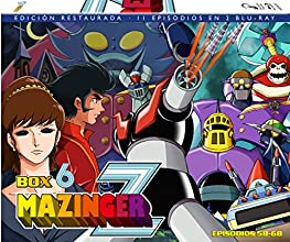 Mazinger Z - Box 6 [Blu-ray]