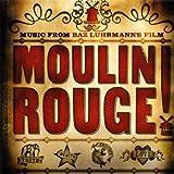 Moulin Rouge! Music from Baz Luhrmann's Film by David Bowie, Christina Aguilera, Lil' Kim, Mya, Pink, Fatboy Slim Soundtrack edition (2001) Audio CD