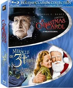 Miracle+Carol Bd 2Pk Cb Sm [Blu-ray]