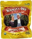 Newman's Own Organics Mediterrannean Dried Apricots, 6-Ounce