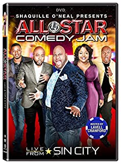 Book Cover: Shaquille O'Neal Presents All-Star Comedy Jam: Live From Sin City