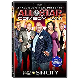 Shaquille O'Neal Presents All-Star Comedy Jam: Live From Sin City