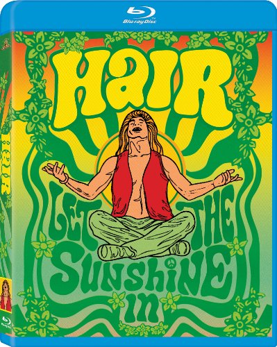 Blu-ray : Hair (Widescreen, With Movie Cash)