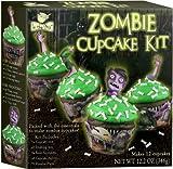 Brand Castle Halloween Zombie Cupcake Kit