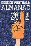 Bronco Football Almanac 2012