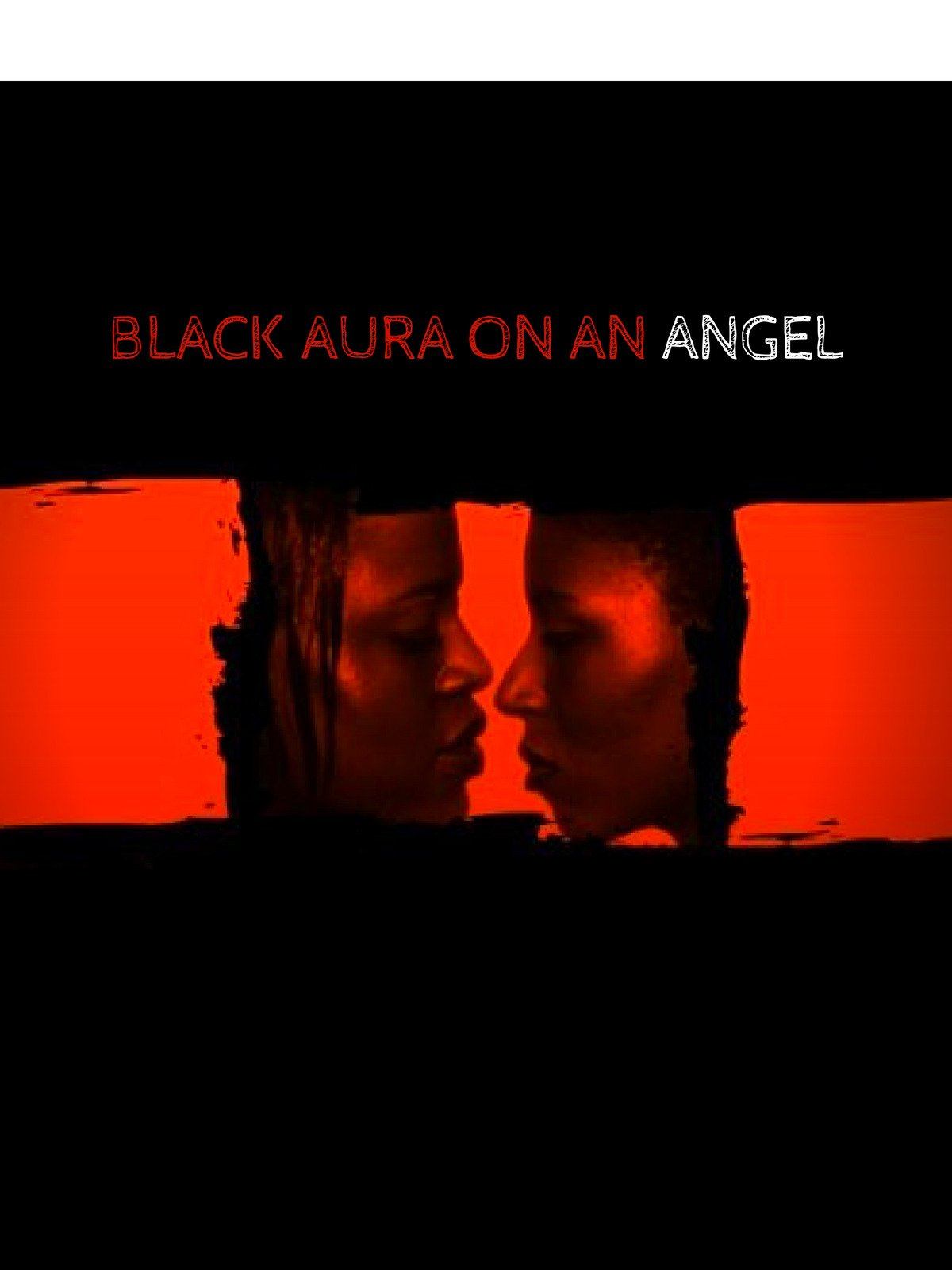 Black Aura on an Angel