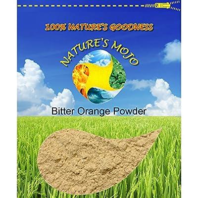 Nature's Mojo Bitter Orange Peel Powder 100G