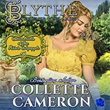 Blythe: Schemes Gone Amiss: Conundrums of the Misses Culpepper, Book 2 Audiobook by Collette Cameron Narrated by Stevie Zimmerman