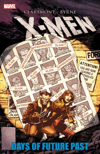 X-Men: Days of Future Past by Chris Claremont and John Byrne, Mr. Media Interviews