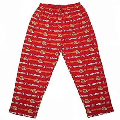 BIG & TALL NFL - SAN FRANCISCO 49ERS: Mens Fall / Winter Pajama Pants