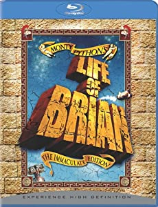 Monty Python's Life Of Brian - The Immaculate Edition [Blu-ray] from Sony Pictures Home Entertainment