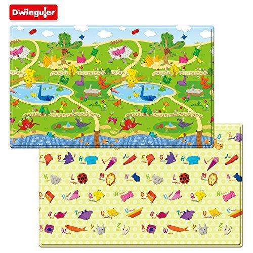 Dwinguler Amazing Origami Large Kid's Playmat - 1