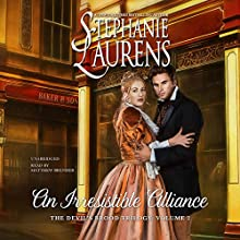 An Irresistible Alliance | Livre audio Auteur(s) : Stephanie Laurens Narrateur(s) : Matthew Brenher