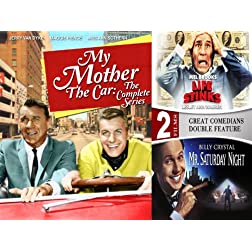 My Mother the Car: The Complete Series - 30 Episode Collector's Edition PLUS 2 Bonus Movies