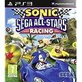 Sonic & Sega All-Stars Racing (PS3) [import anglais]