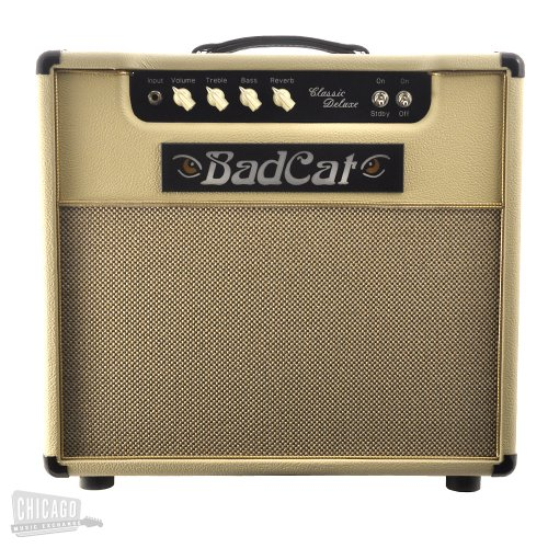 Bad Cat Amplifiers Classic Deluxe 1x12 Cream